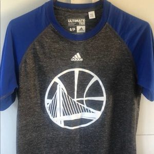Golden state warriors athletic T-shirt
